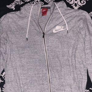 Zip up Nike jacket